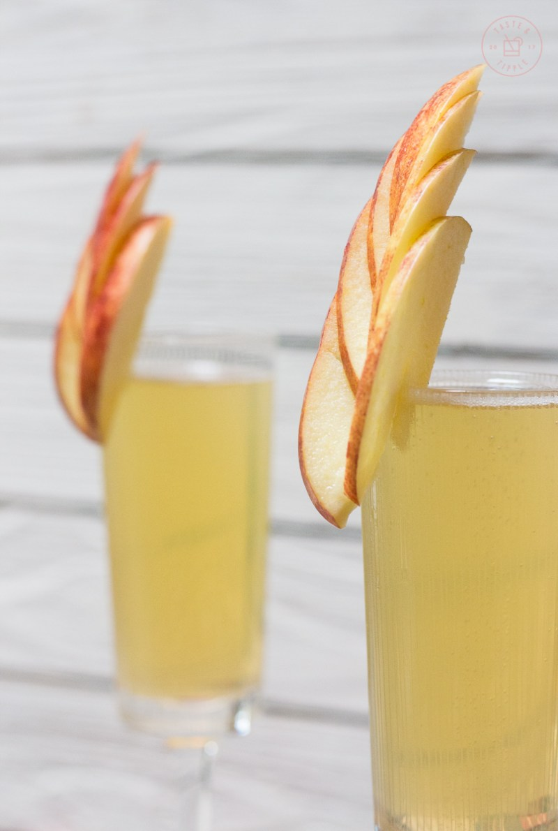 Apple Sparkler | Taste and Tipple