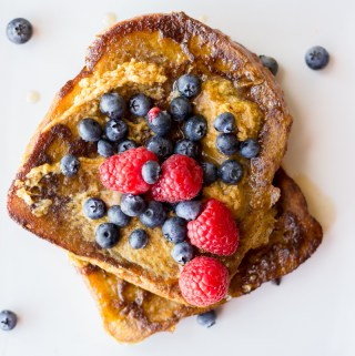 Pumpkin French Toast with Pumpkin Butter | Taste and Tipple