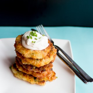 Mashed Potato Pancakes | Taste and Tipple