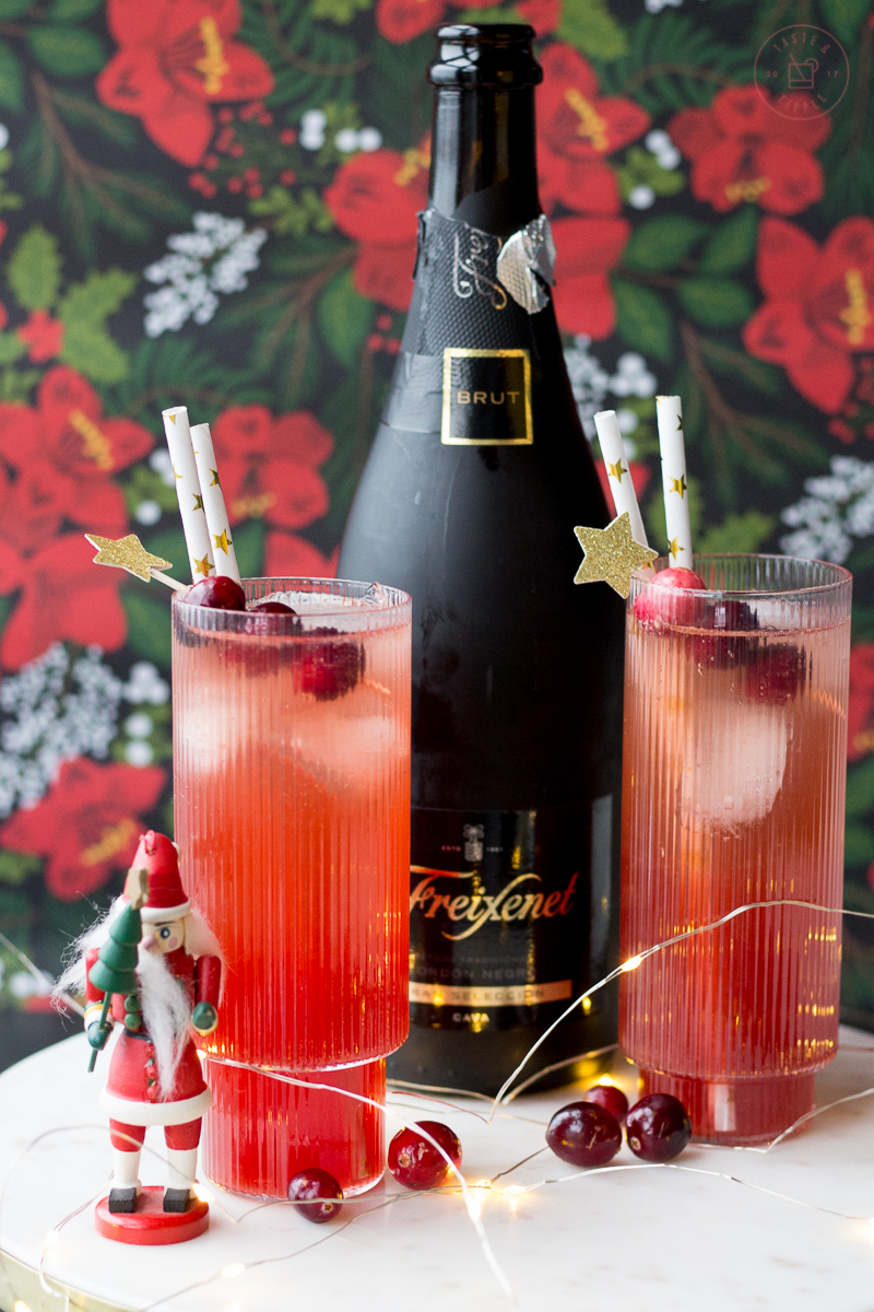 Campari Christmas | Taste and Tipple