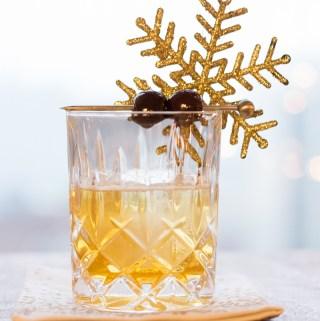 Maple Manhattan | Taste and Tipple