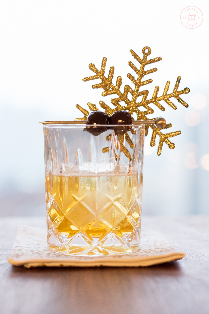 Maple Manhattan | Taste and Tipple