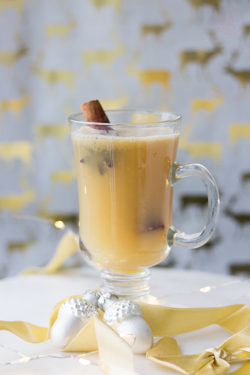Mulled Pear and Icewine Punch | Taste and Tipple