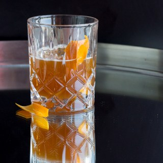 Rooibos Old Fashioned | Taste and TIpple