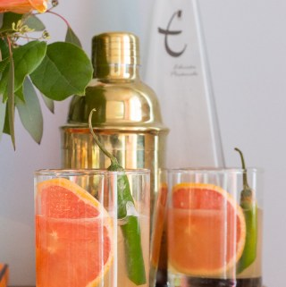 Triple Agave & Grapefruit | Taste and Tipple