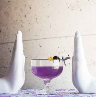Modern Aviation Cocktail | Taste and Tipple