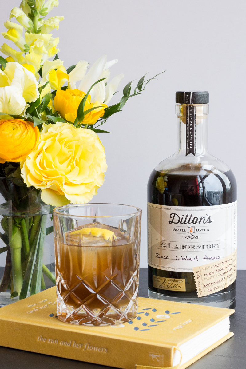 The Walnut Grove Cocktail | Taste and Tipple