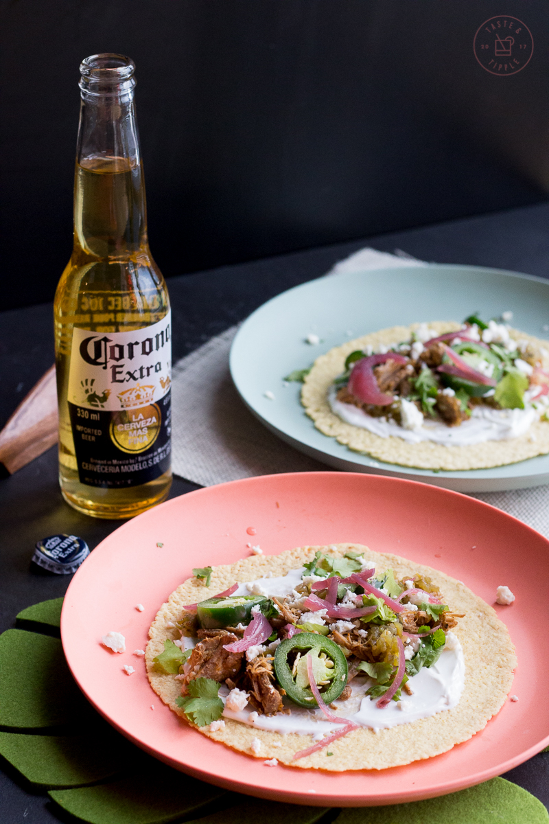 Instant Pot Pork Carnitas | Taste and Tipple