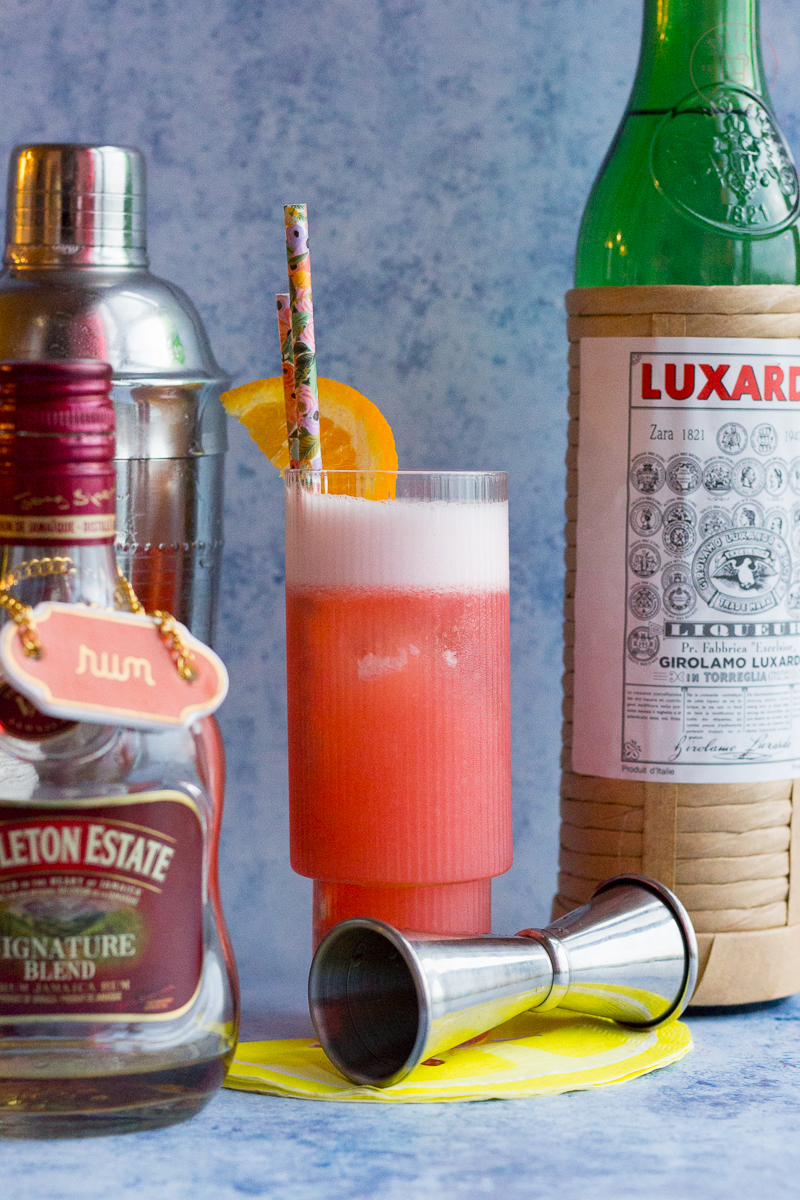 Chinese Fizz | Taste and Tipple