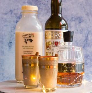 Chai Eggnog Cheer | Taste and Tipple