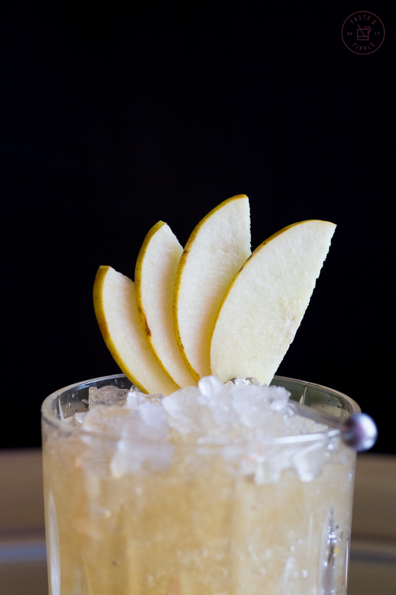 Pear Magic | Taste and Tipple