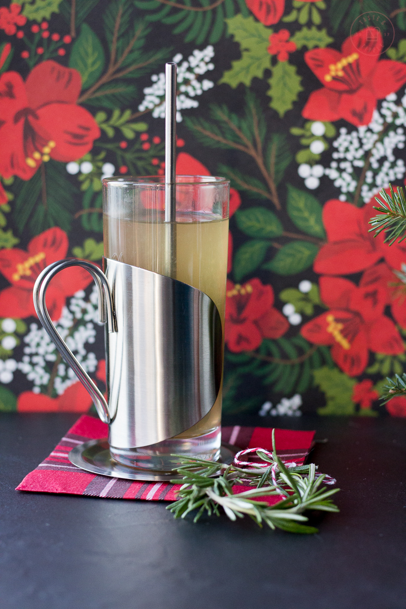 Scotch Ginger Toddy   Taste and TIpple