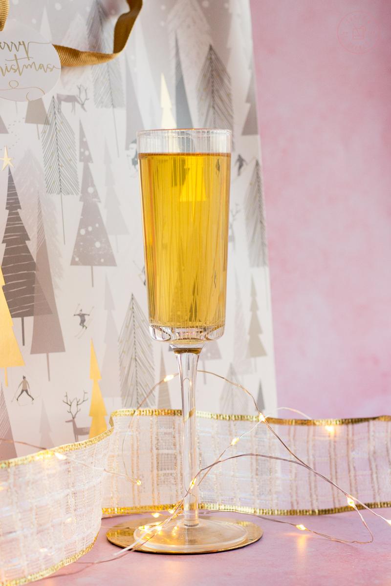 Scrooge Sparkler | Taste and Tipple