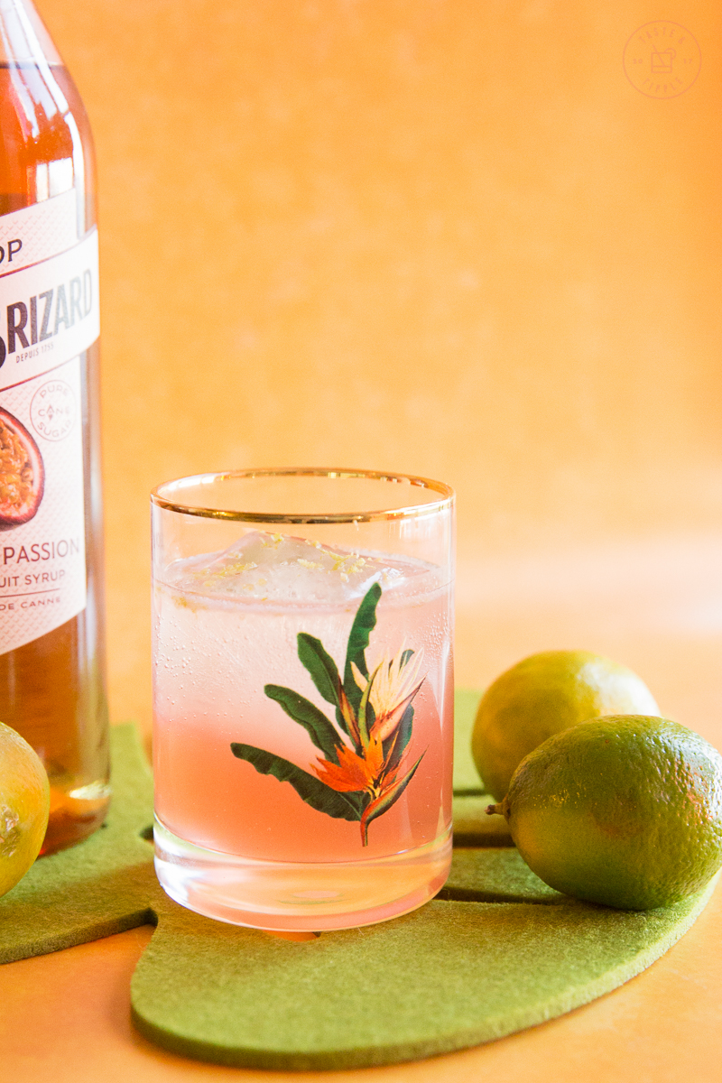 Tequila Surprise | Taste and Tipple