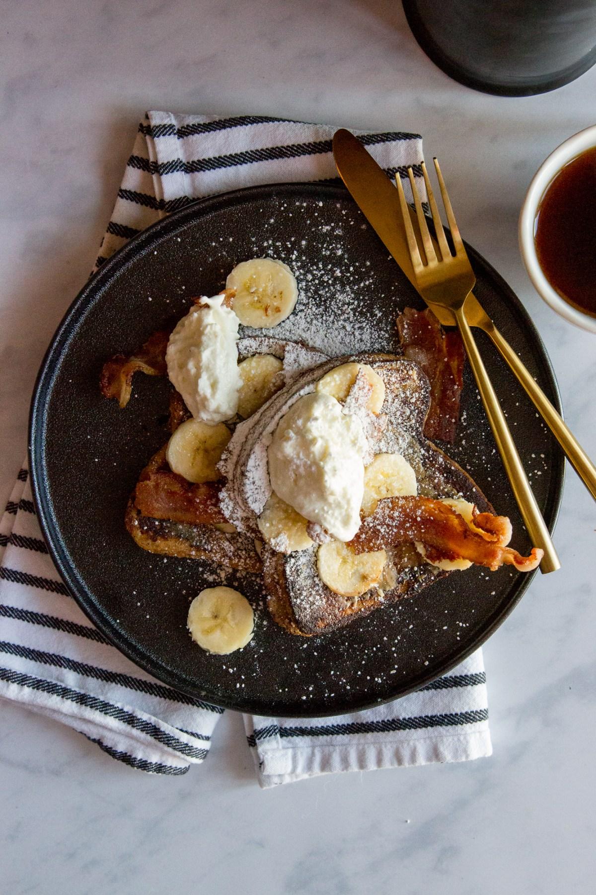 Elvis French Toast | Taste and Tipple
