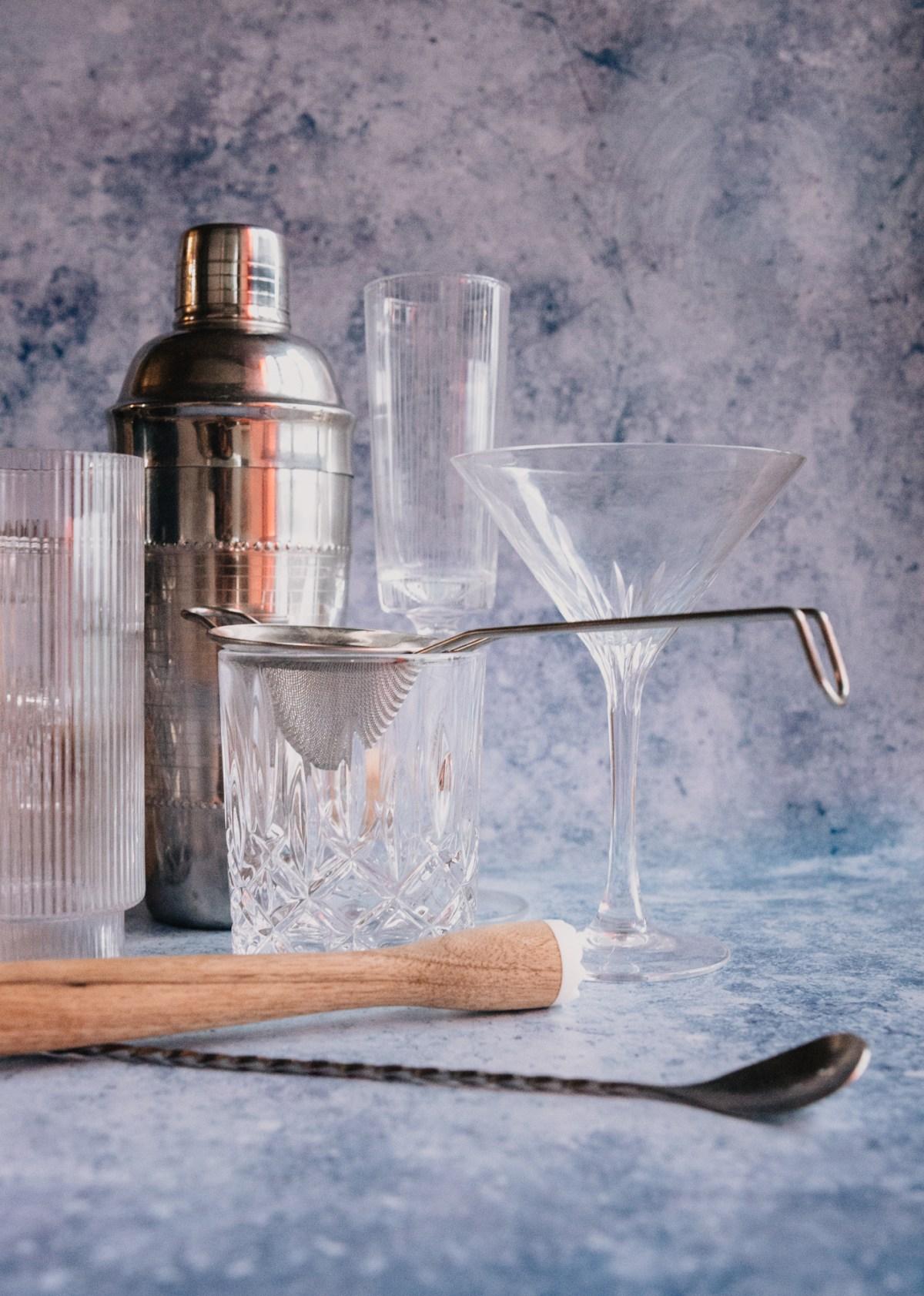 Home Bar Essentials   Taste and Tipple