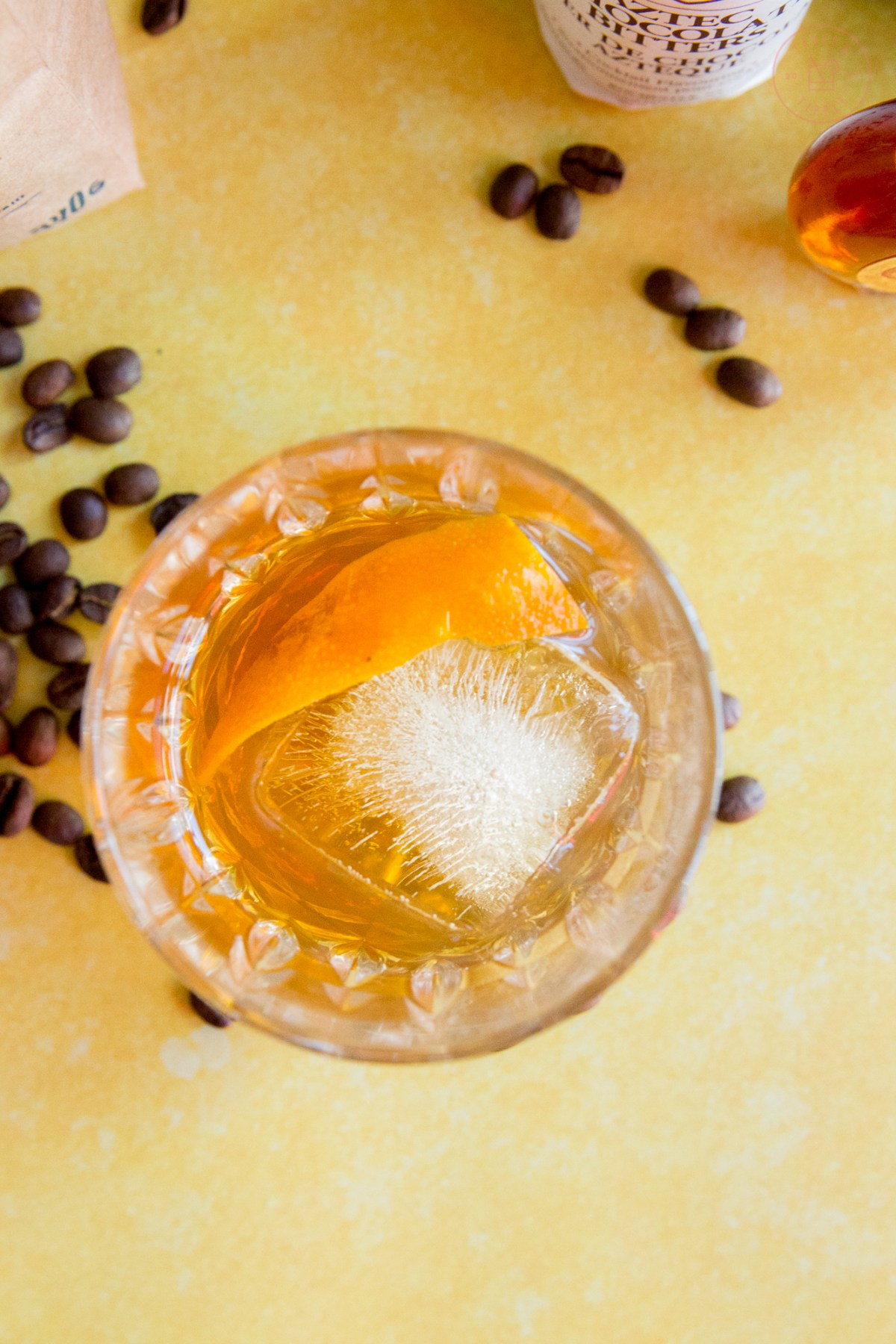 Coffee-Infused Old Fashioned | Taste and Tipple