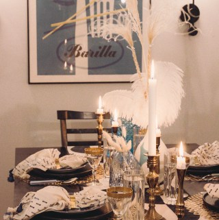 Dining Room Reveal   Taste and Tipple