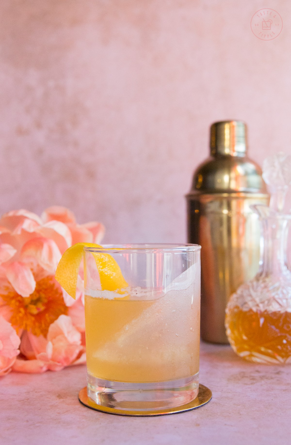 Gold Rush | Taste and Tipple