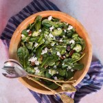Blueberry Broccoli Salad with Ranch Dressing | Taste and Tipple