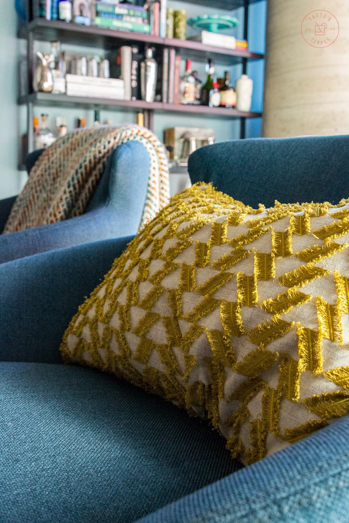 Living Room Reveal | Taste and Tipple