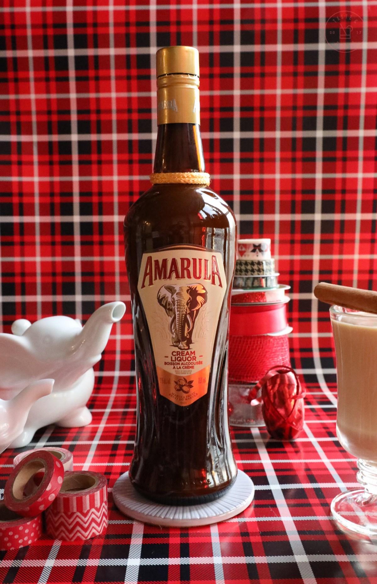 Amarula Gingerbread Chai Latte | Taste and Tipple