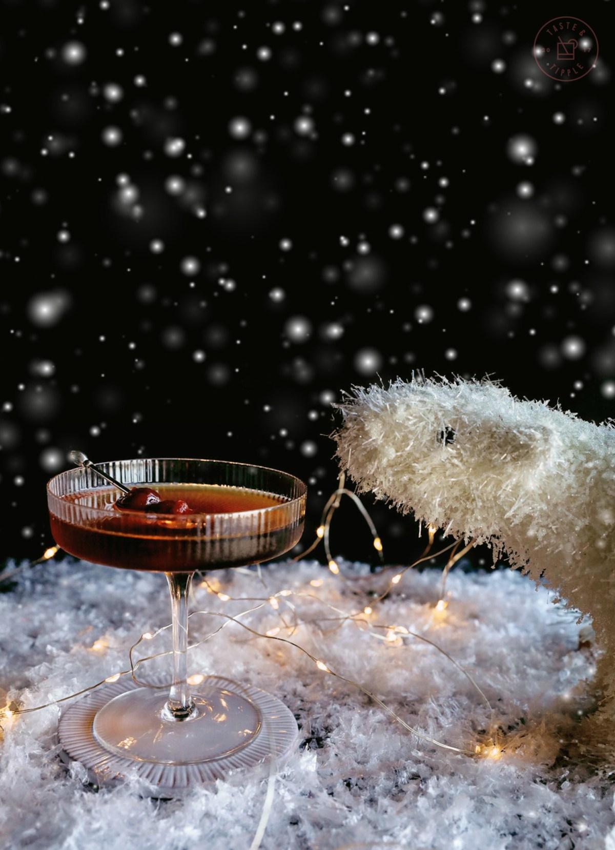 Polar Manhattan | Taste and Tipple