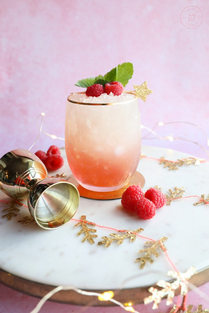 Raspberry Bramble | Taste and Tipple