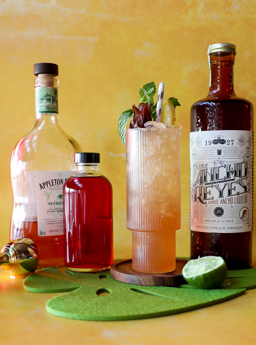 Escape Artist Cocktail | Taste and Tipple