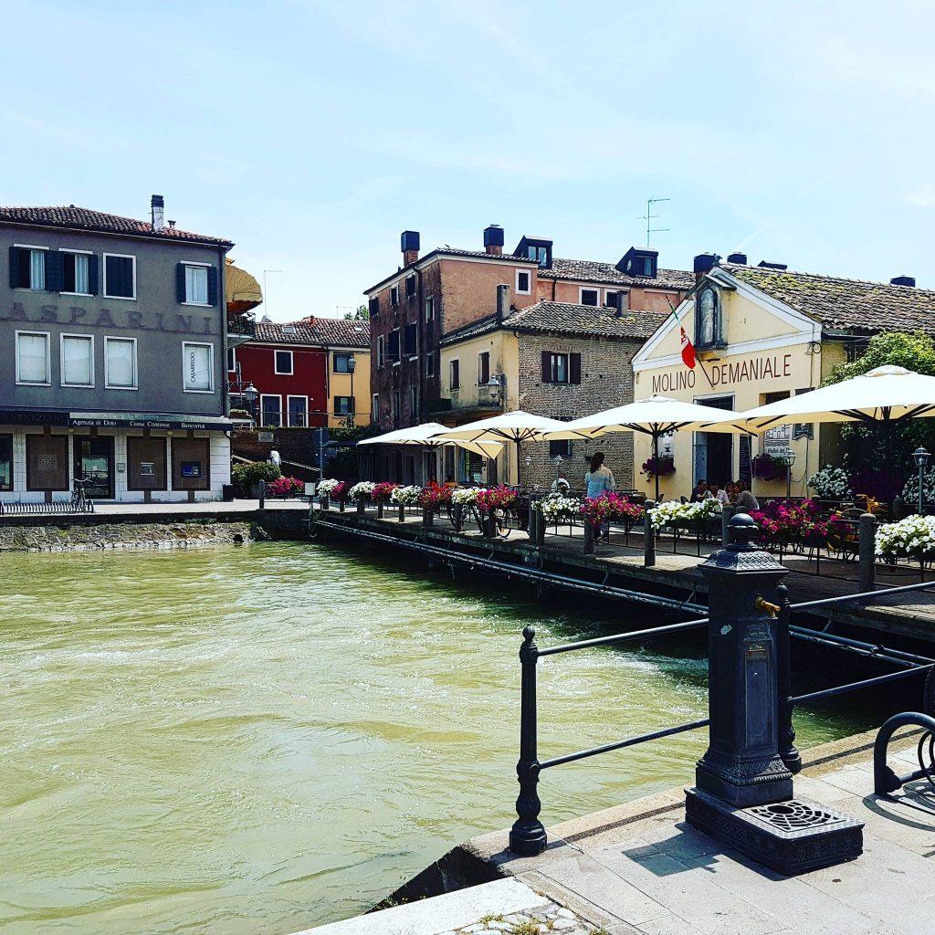 malutkie włoskie miasteczko