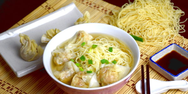 How to make the best wonton and wonton soup