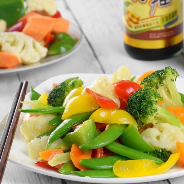 stir fry vegetable recipe