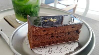 Dark Chocolate Cake at RUE ㄱㅕㅇㄹㅣㄷㅏㄴ
