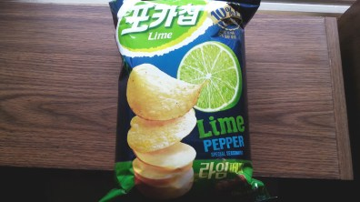 Orion's Lime Pepper Poca Chips