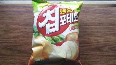 Nongshim's Potato Chips