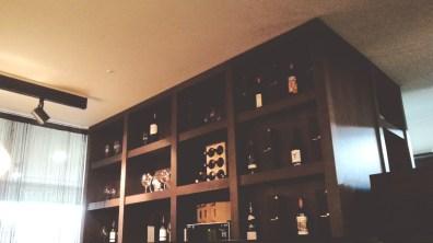 Cafe Bellini's Interior