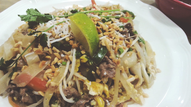 Pad Thai at Pho for You