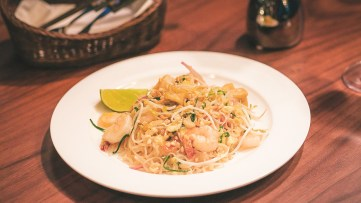 Pad Thai at Noxa Oriental (Image Credit: Noxa Oriental & SmileMan:D Snap Photographer)