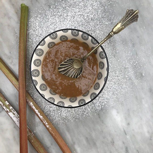 Rhubarb Compote