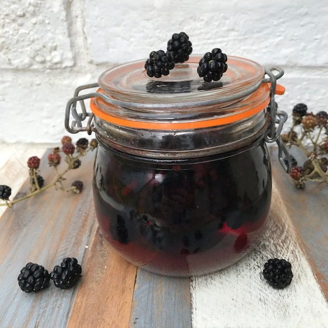 Blackberry Gin