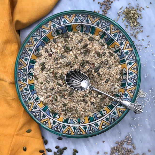Dukkah - North African Spice Mix