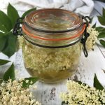Elderflower vinegar