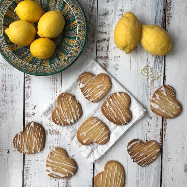 Lemon Biscuits (Lemon Cookies)