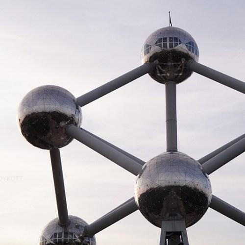 Brüssel Interrail-Reise Sommerurlaub Tasteboykott