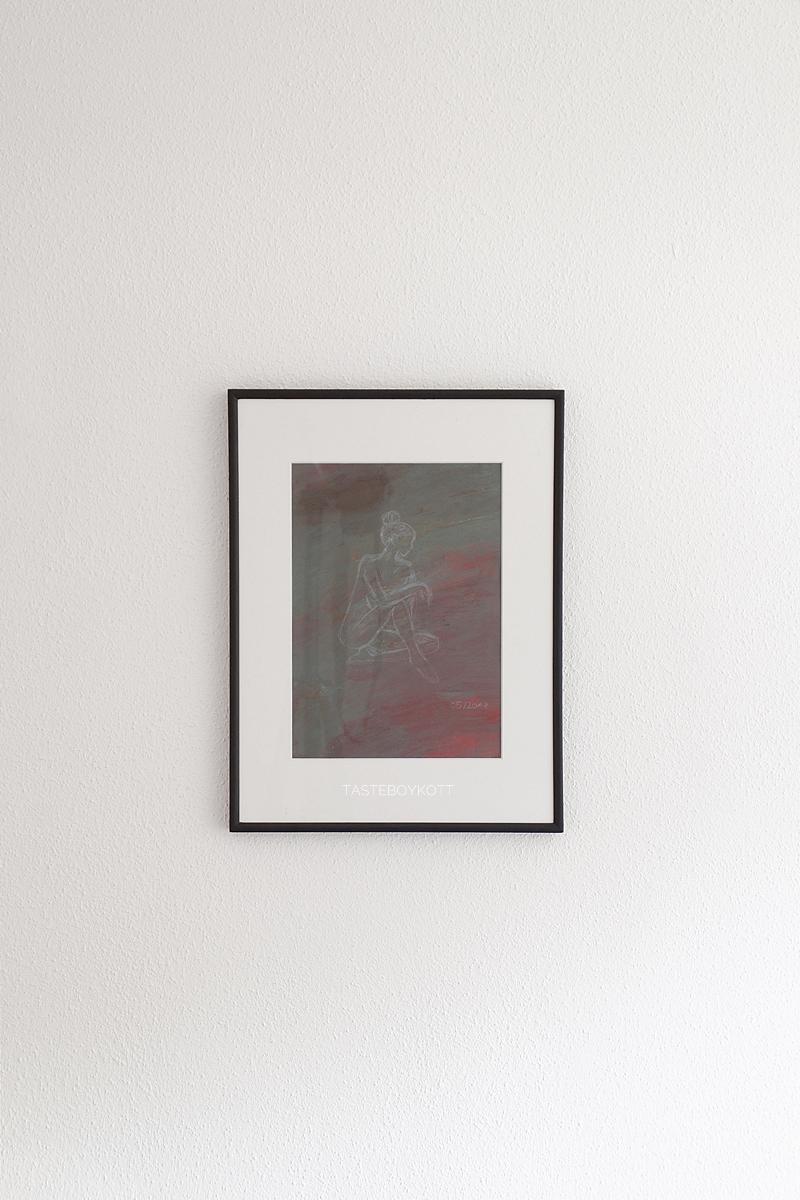 wanddekoration ideen die moderne kunst als akzent, kunst-update juli 2018 - tasteboykott, Design ideen