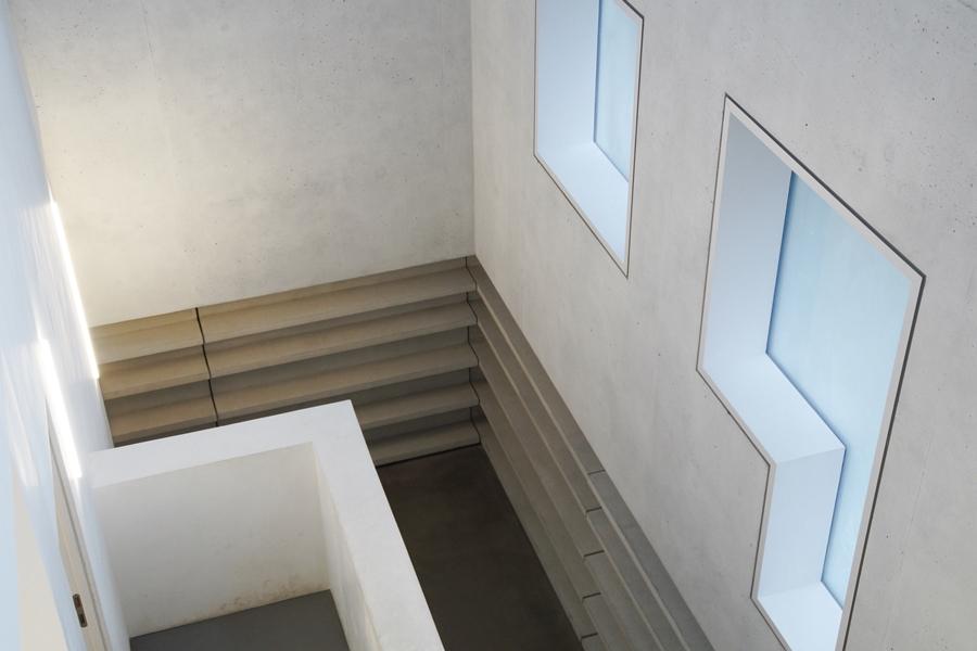 Neue Meisterhäuser Dessau, Museum und Kunst-Ausstellung. Bauhaus und Neues Bauen.