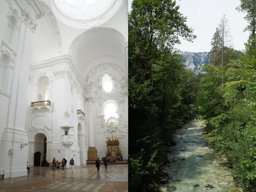 Urlaub in den Berchtesgadener Alpen und in Salzburg