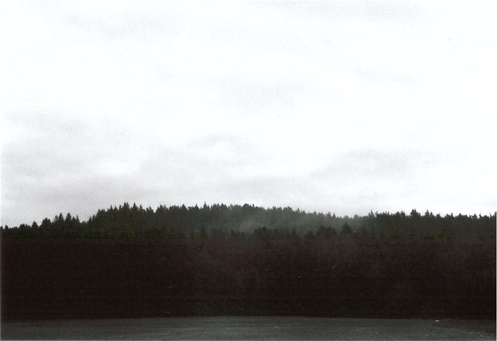 Vor meiner Linse - analoge Fotografie: Schnappschüsse in schwarz-weiß
