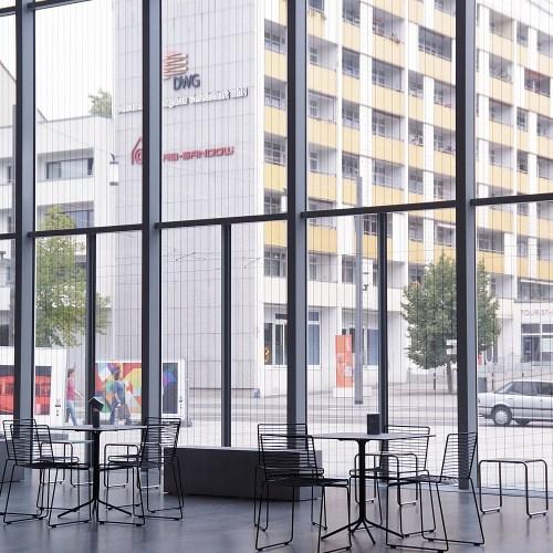 Das Bauhaus Museum in Dessau