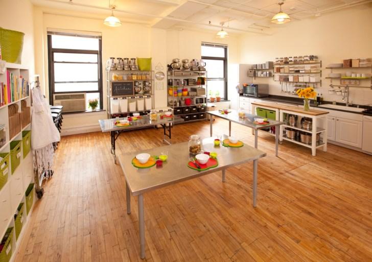 Taste Buds Kitchen Custom Designed Event Studio